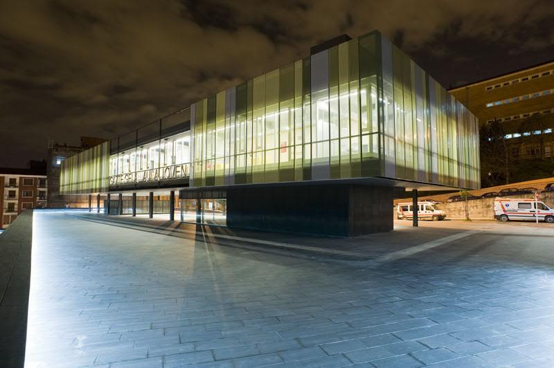 Escuela de edificaci n roberto de molesmes for Equipamiento urbano arquitectura pdf